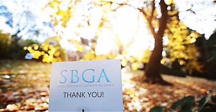 Thanks SBGA