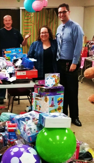 Giving for Foster Kids